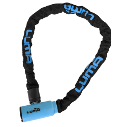 ENDURO 8 CHAIN 90 CM BLUE